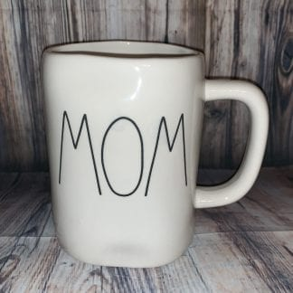 Rae Dunn MOM Mug
