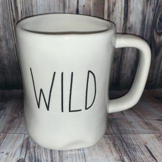 Rae Dunn wild mug