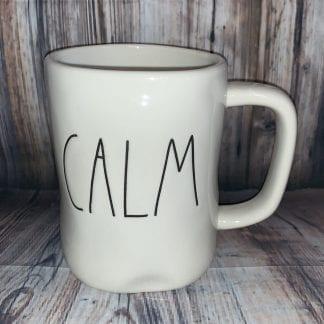 Rae Dunn calm mug