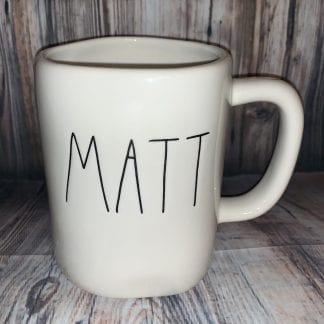 Rae Dunn Matt mug