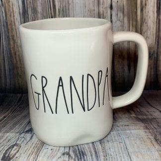 Rae Dunn Grandpa Mug