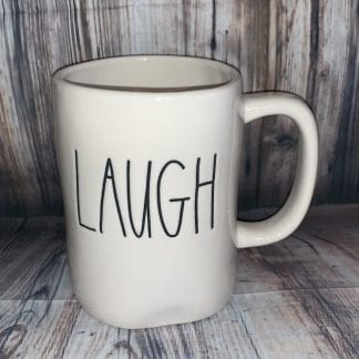 Rae Dunn laugh mug