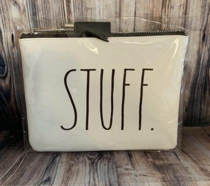 Rae Dunn STUFF Bag