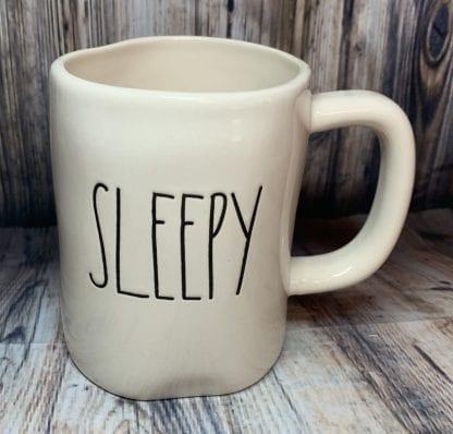 Rae Dunn SLEEPY Mug