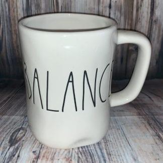 Rae Dunn balance mug