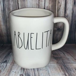 Rae Dunn abuellita mug