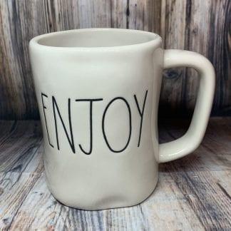 Rae Dunn ENJOY mug