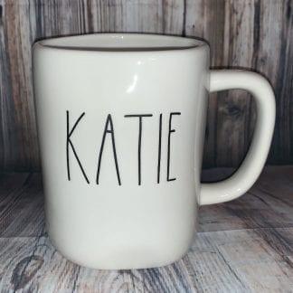 Rae Dunn Katie mug