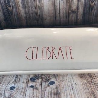 rae dunn celebrate