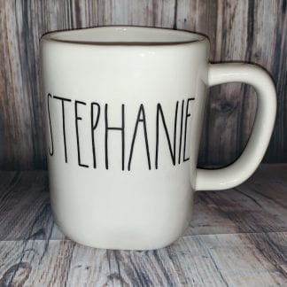 Rae Dunn Stephanie Name Mug