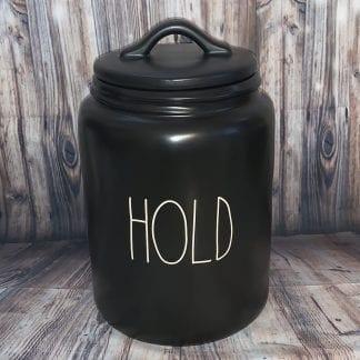 rae dunn canister