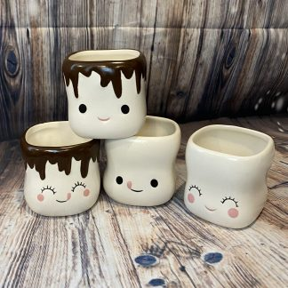 Marshmallow Mugs
