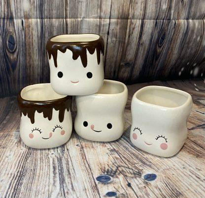 Marshmallow Mugs