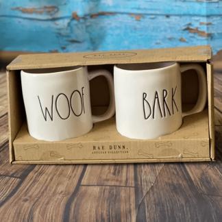 woof bark mugs