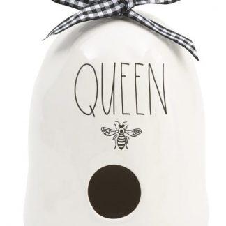 queen bee birdhouse
