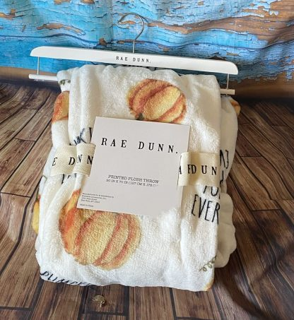 Rae Dunn blanket