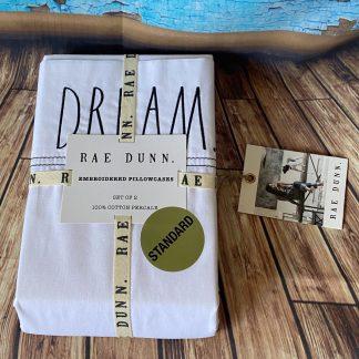 Rae Dunn pillowcases