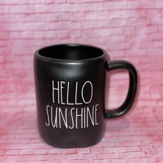 Rae dunn hello sunshine mug